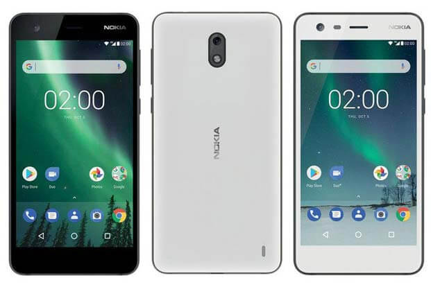 Nokia 2 Bluetooth Certification