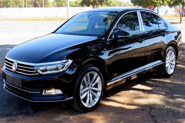 Volkswagen Passat Launch