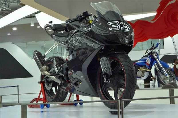 TVS Apache RR 310 Launch