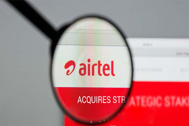 Airtel Acquires Strategic Stake