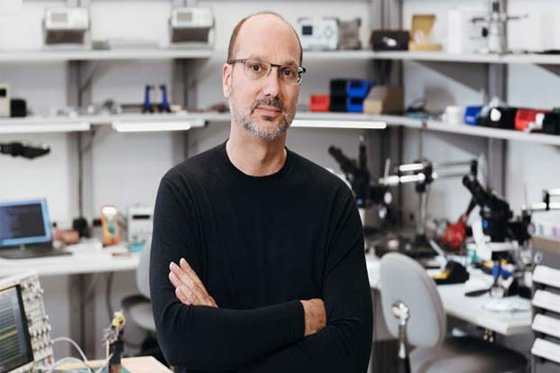 Android Founder Andy Rubin Back At Work