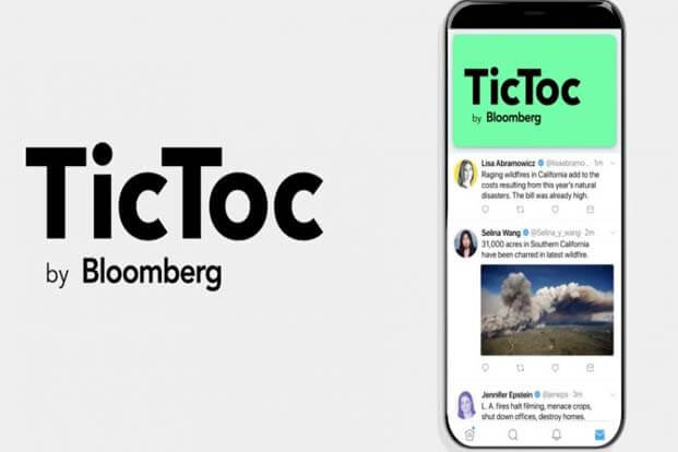 Bloomberg & Twitter Launch News Service