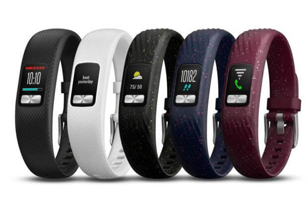 Garmin Vivofit 4 Fitness Band Launch