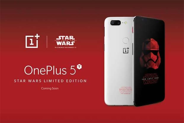 OnePlus 5T Star Wars Edition Launch