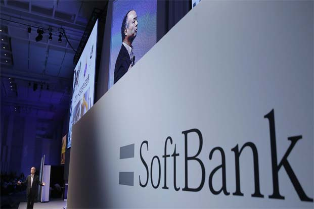 SoftBank Big Investment Uber