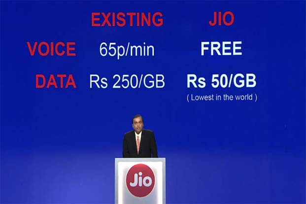 Reliance Jio New Year Recharge Offers